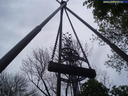Фото: Памятник Оранжевой революции