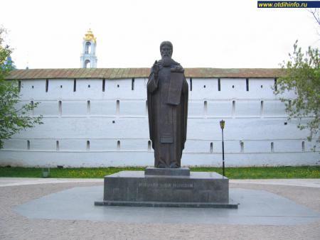 Фото: Памятник Сергию Радонежскому