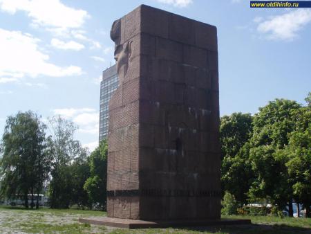 Фото: Памятник чекистам — бойцам Революции