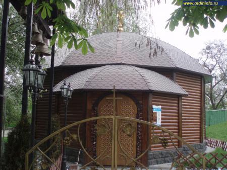 Фото: Церковь Рождества Пресвятой Богородицы