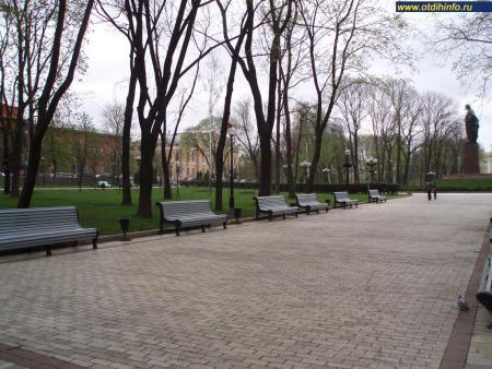Фото: Парк им. Т. Г. Шевченко