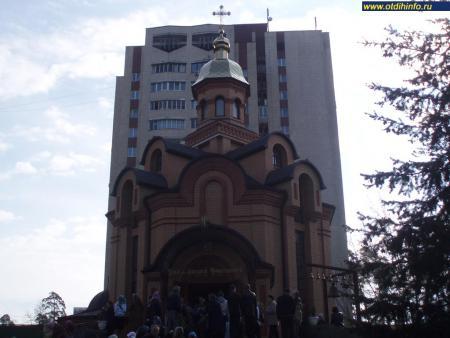 Фото: Церковь Феодосия Черниговского