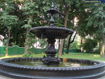 Фото: Парк Городской сад