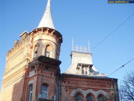 Фото: Замок барона, дом Подгорского
