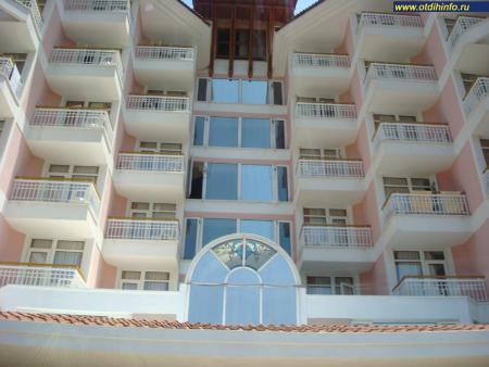 Фото: Hotel Alinda Beach, Отель Алинда Бич