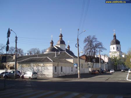 Фото: Братский монастырь, Богоявленский монастырь