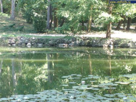 Фото: Ботанический сад биосферного заповедника Аскания-Нова