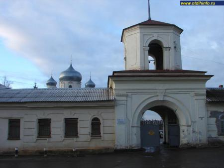 Фото: Зверин монастырь