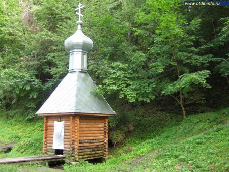 Фото: Салолейка, Святой источник Салолейка