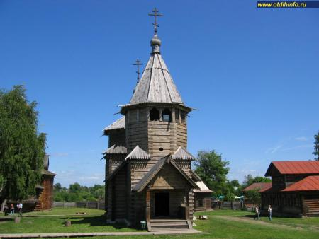 Фото: Музей деревянного зодчества и крестьянского быта