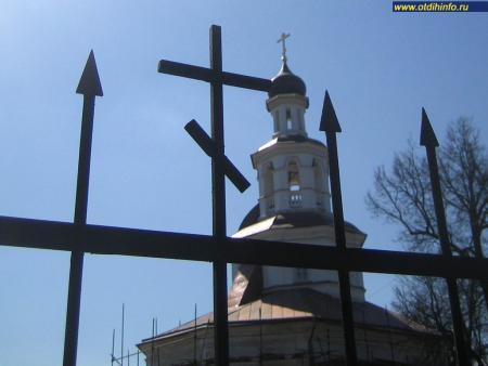 Фото: Церковь Николая Чудотворца в Полтево