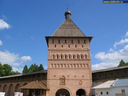 Фото: Спасо-Евфимиевский монастырь (Суздаль)