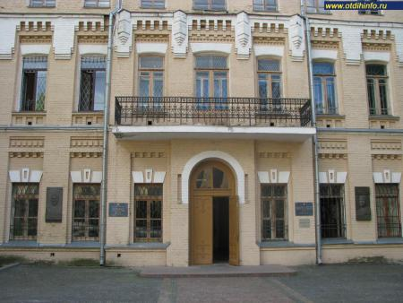 Фото: Государственный политехнический музей, музей КПИ