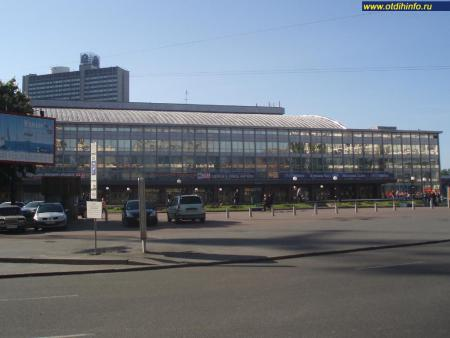 Фото: Киевский дворец спорта