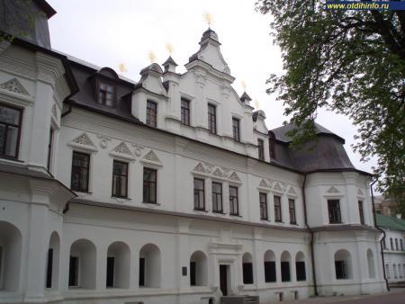 Фото: Дом митрополита Киевского