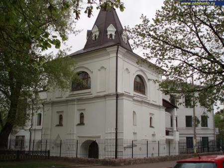 Фото: Церковь Николы Доброго, колокольня церкви Николы Доброго