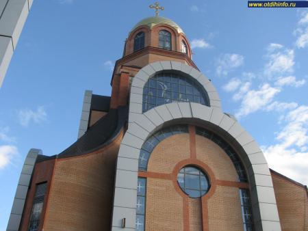 Фото: Храм Георгия Победоносца