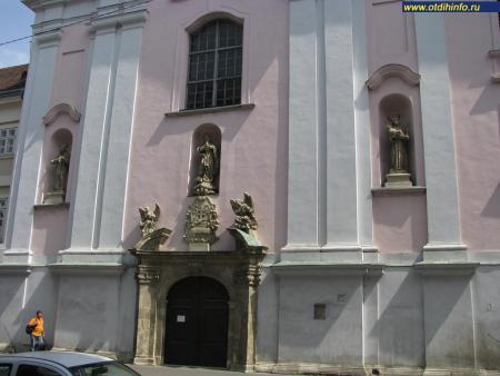 Фото: Церковь Святого Франциска Ассисского, церковь Святой Елизаветы