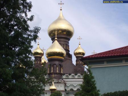 Фото: Покровский монастырь, Николаевский собор