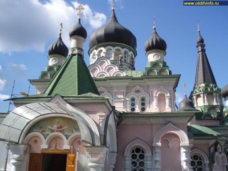 Фото: Покровский монастырь