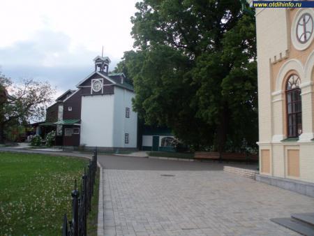 Фото: Свято-Троицкий Ионинский монастырь