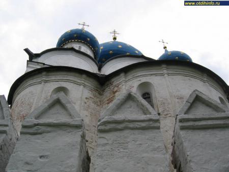 Фото: Суздальский кремль