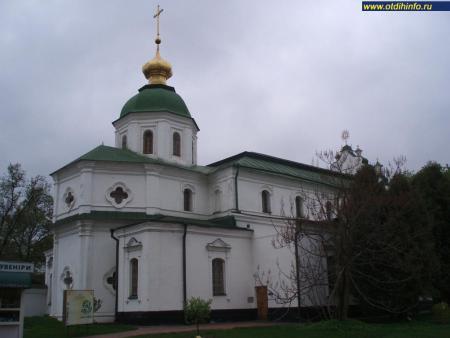 Фото: Трапезная церковь Софийского собора, Малая София, Тёплая София