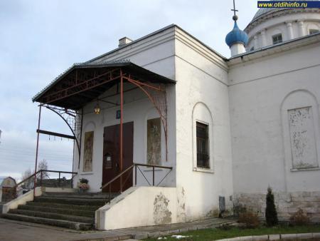 Фото: Церковь Николая Чудотворца