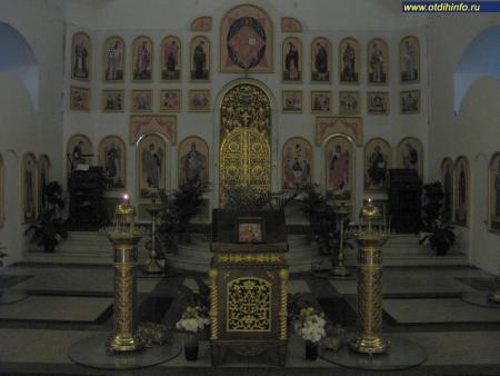 Фото: Церковь Троицы Живоначальной