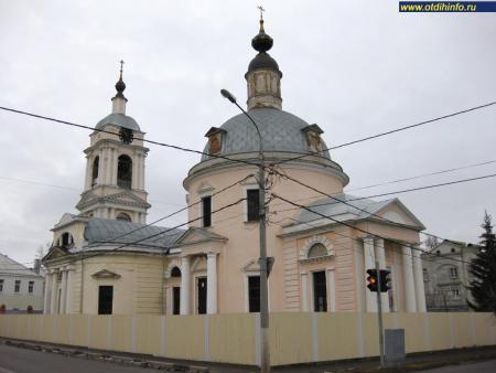 Фото: Церковь вознесения Господня