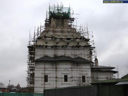 Фото: Воскресенская церковь, церковь Николы Посадского
