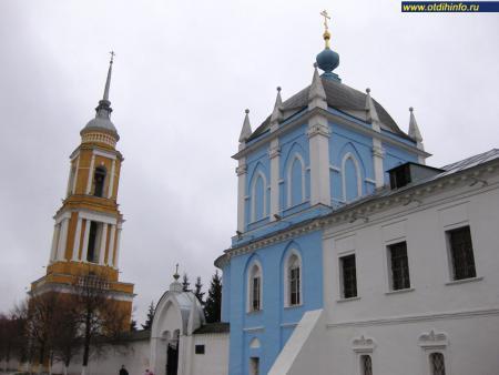 Фото: Свято-Троицкий Ново-Голутвин монастырь
