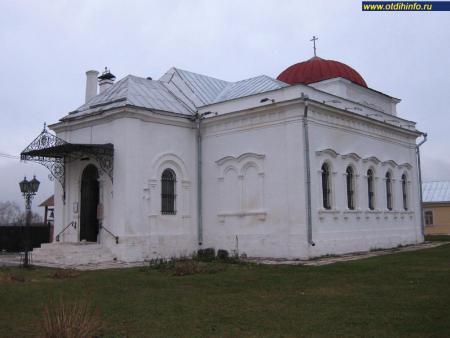Фото: Церковь Николая Чудотворца, церковь Николы Гостиного