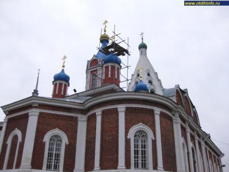 Фото: Тихвинская церковь, церковь Тихвинской иконы Божией Матери