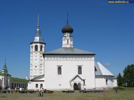 Фото: Воскресенская церковь