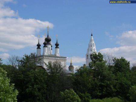 Фото: Александровский монастырь