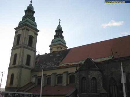 Фото: Церковь в Бельвароше