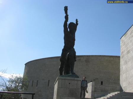 Фото: Будапештская цитадель