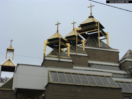 Фото: Церковь Святого Василия Великого