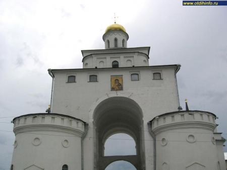 Фото: Золотые ворота (Владимир)