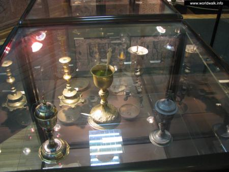 Фото: Музей истории Михайловского Златоверхого монастыря