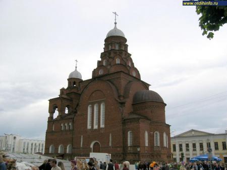 Фото: Троицкая церковь, Красная церковь