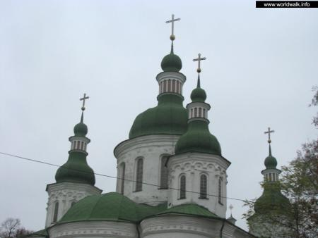 Фото: Церковь Афанасия и Кирилла, Кирилловская церковь