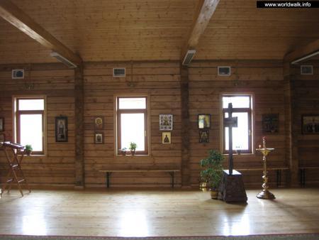 Фото: Церковь Иосифа Волоцкого
