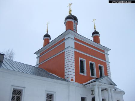 Фото: Церковь Бориса и Глеба, Борисоглебская церковь