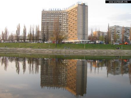 Фото: Славутич, гостиница