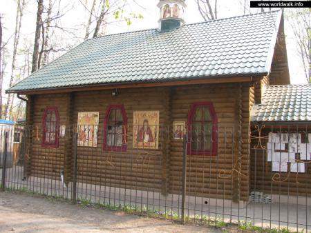 Фото: Церковь Агапита Печерского