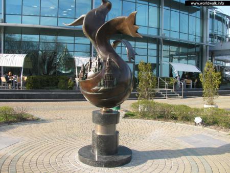 Фото: Памятник И. С. Мазепе
