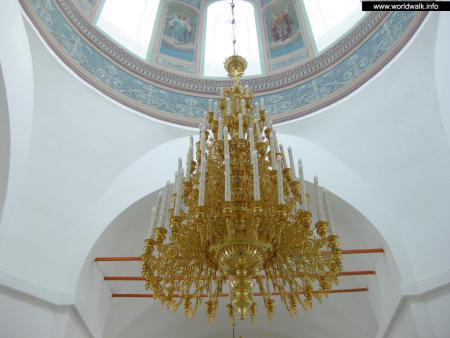Фото: Церковь архангела Михаила