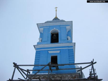 Фото: Церковь успения пресвятой Богородицы